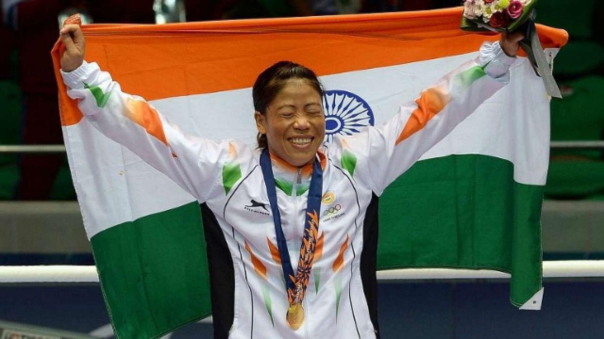 MC Mary kom creates record and becomes six-time world champion