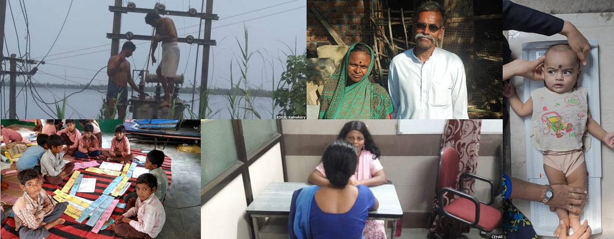 Here is a selection of five stories that made an impact in 2018 and hold out hope for India's future.