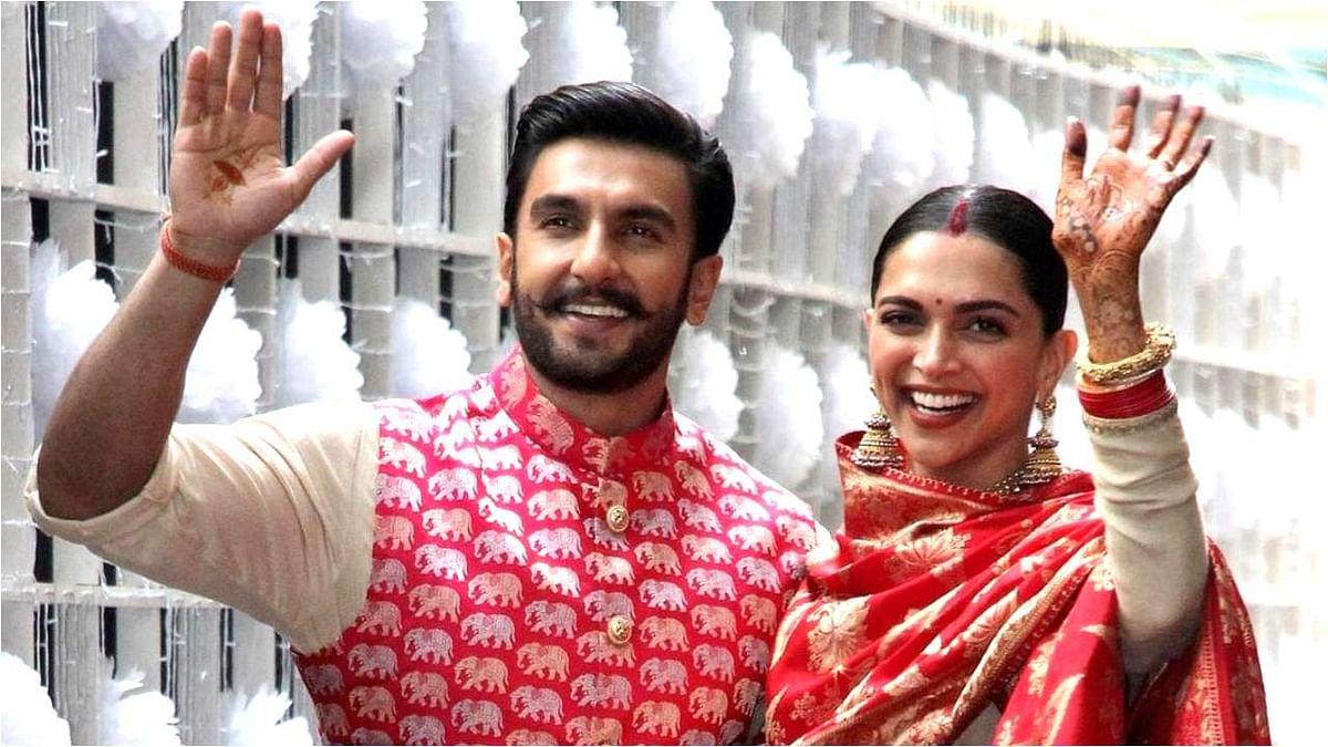 Deepika Padukone and Ranveer Singh tie the knot