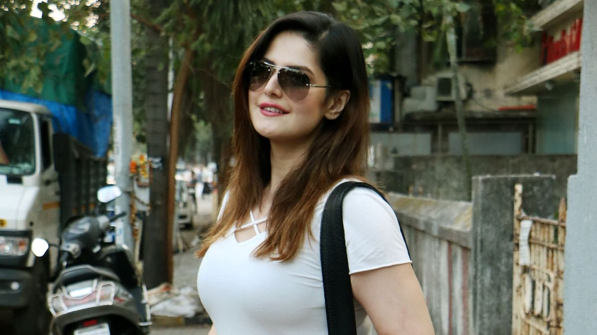 Man Riding Two-Wheeler Dies After Colliding With Zareen Khan's Car