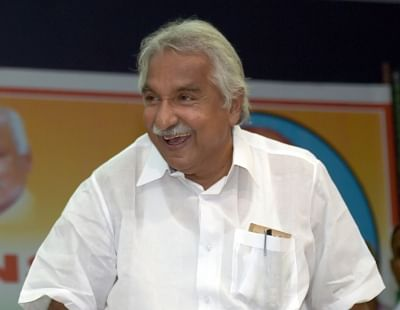 Oommen Chandy. (File Photo: IANS)