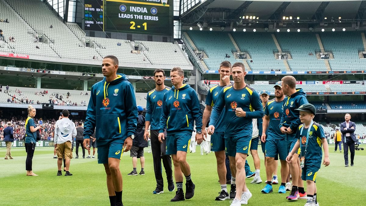 Australia on Sunday included leg-spinning all-rounder Marnus Labuschagne in the squad