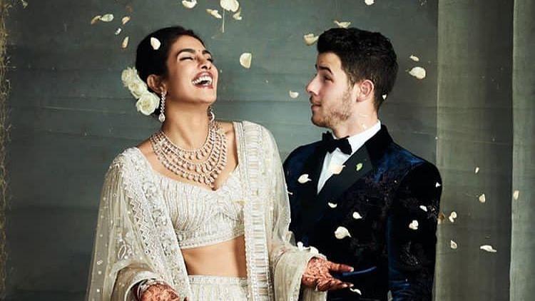 In Pics: Priyanka Chopra's Adorable Post-Wedding Announcement