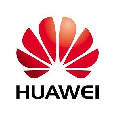 Huawei logo. (Photo: Twitter/@HuaweiMobile)