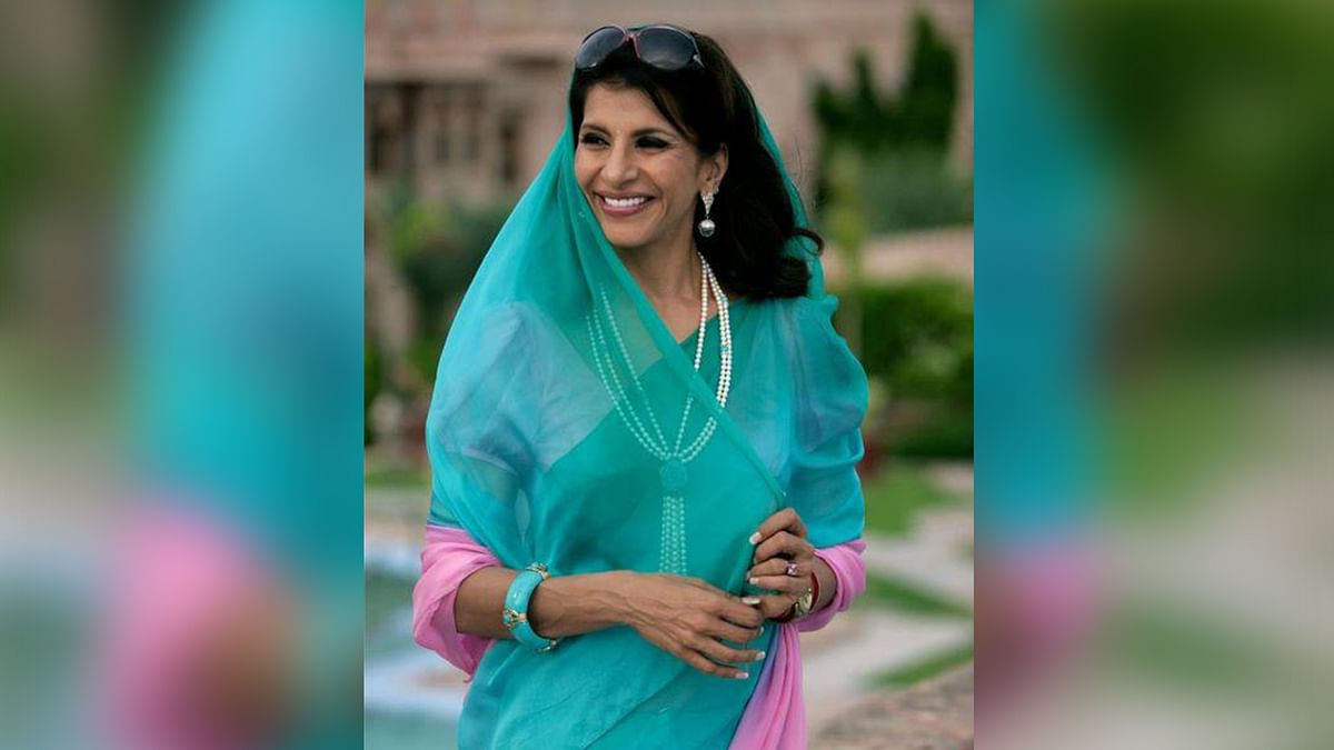 'There is nothing wrong to be in politics', Says Anita Raj