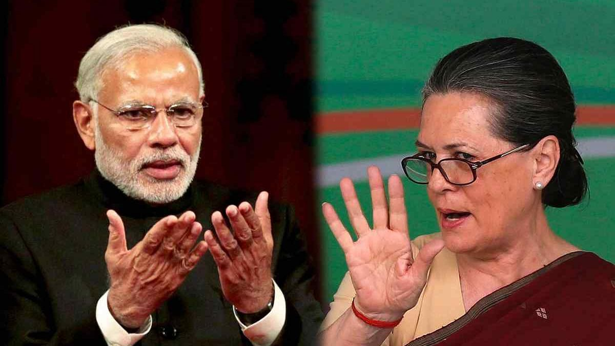 'India Deserves Better': Sonia to PM Modi Over Fuel Price Hike