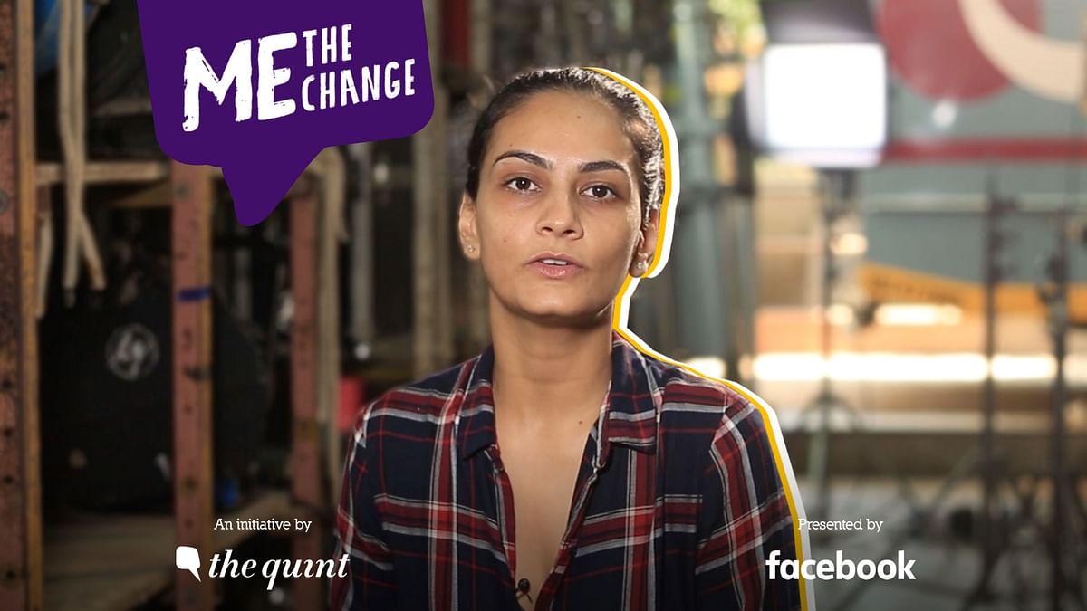 Me, The Change: Meet Hetal Dedhiya, Bollywood's Only Female Gaffer