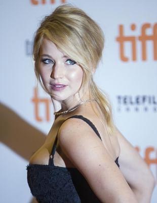 Actress Jennifer Lawrence. (Xinhua/Zou Zheng/IANS)