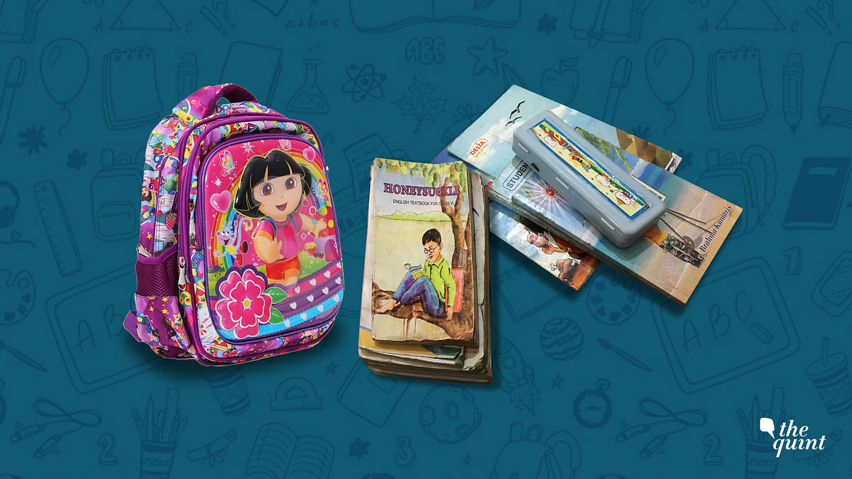 Weighed Down by School Bags, Students in Delhi Have Few Options