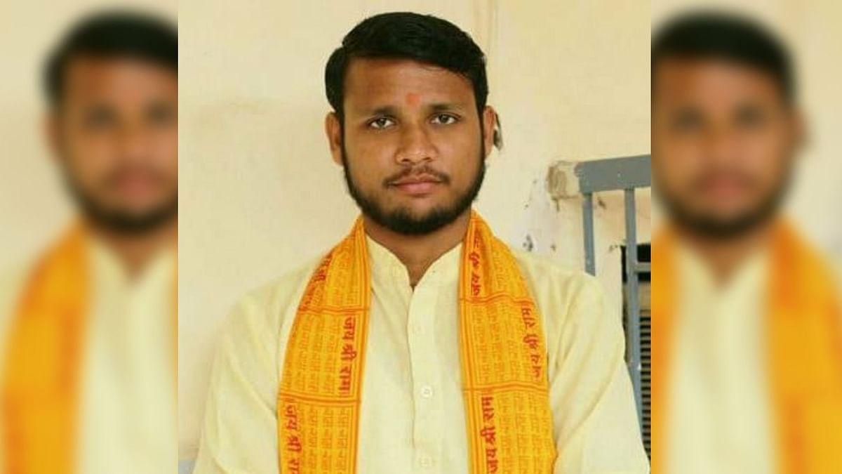 Yogesh Raj, a senior leader of Bajrang Dal, is the main accused in the Bulandhshahr violence case.