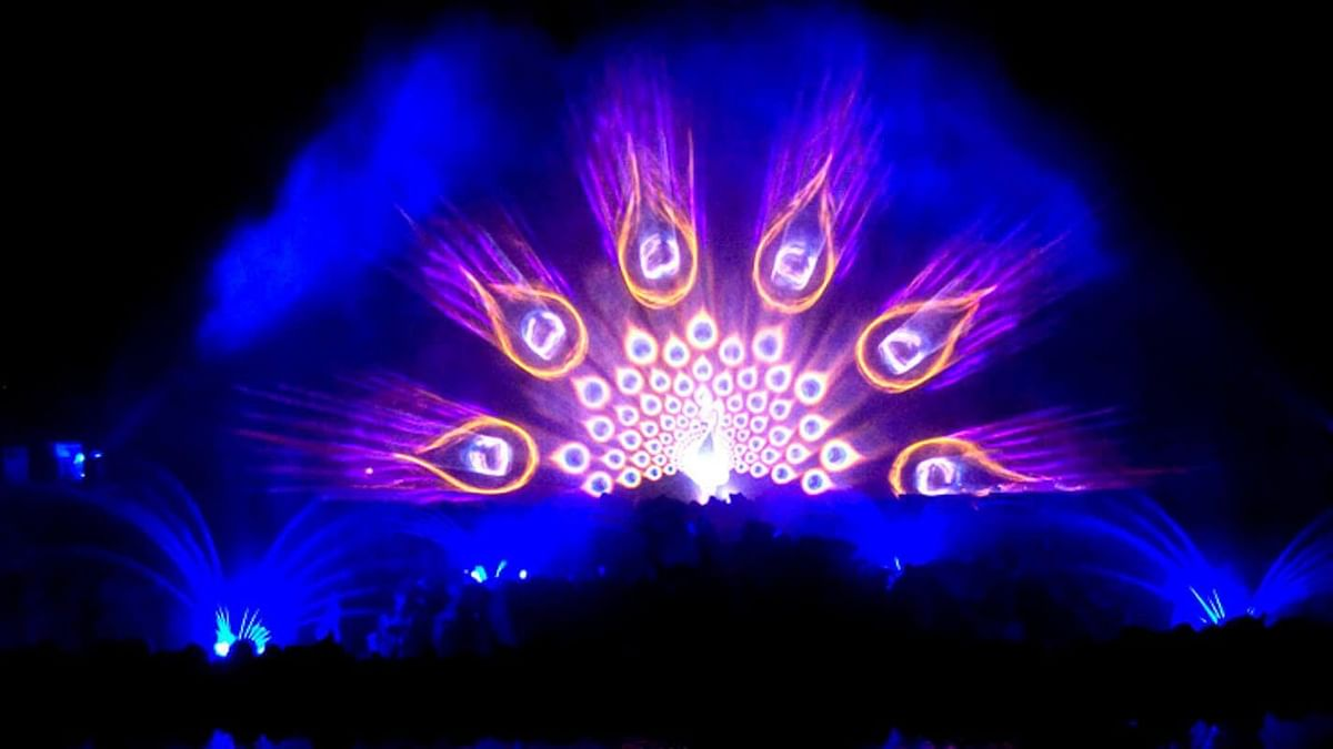 UP government is making provisions for a laser light and sound show at Kumbh 2019.