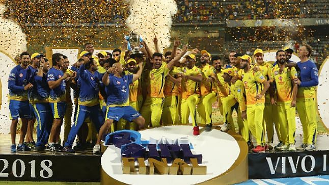 Chennai Super Kings returned to the IPL from a two-year ban in style, winning the IPL title last season.