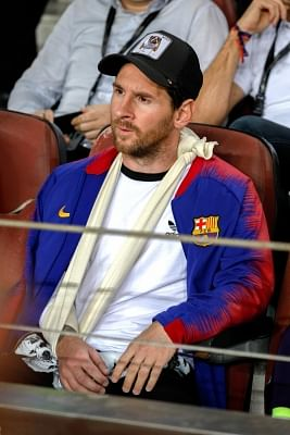 Lionel Messi (Xinhua/Joan Gosa/IANS)