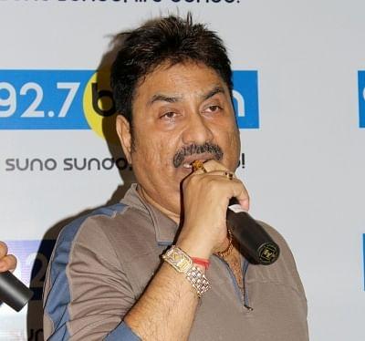 Singer Kumar Sanu. (File Photo: IANS)