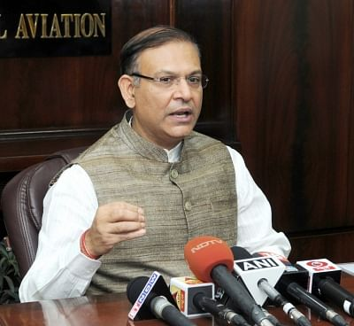 Jayant Sinha. (File Photo: IANS)