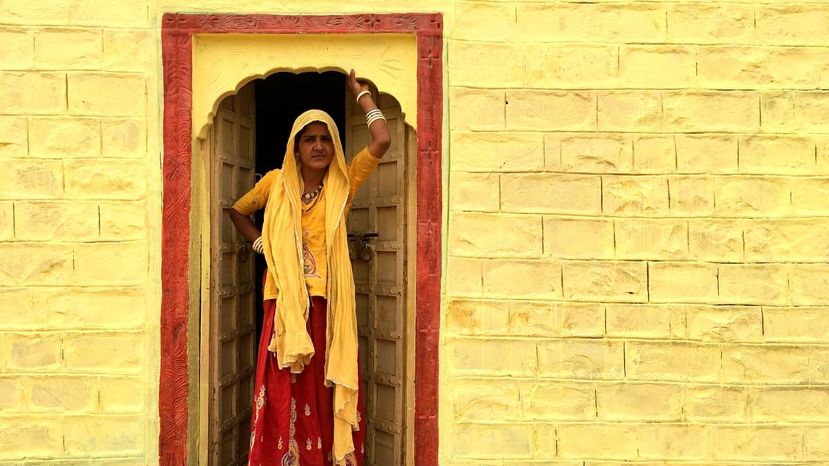 Why are daughters in this village of Rajasthan not getting educated?