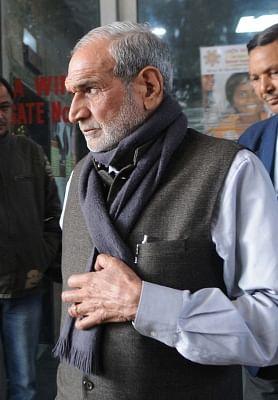 Senior Congress leader Sajjan Kumar. (File Photo: IANS)