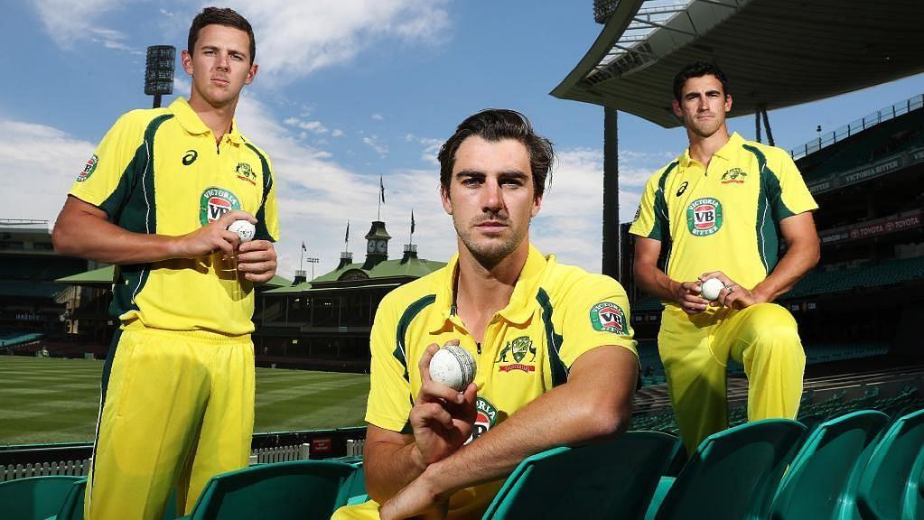 Australia Set to Rest Pace Trio for 3-Match ODI Series vs India