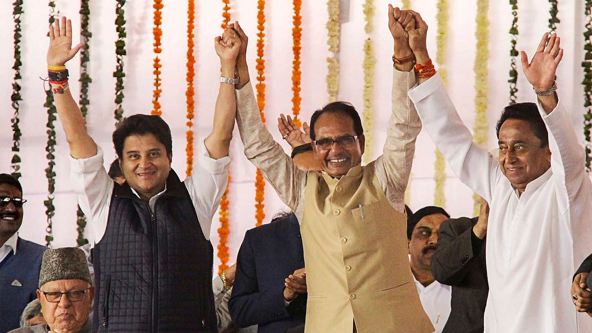 Madhya Pradesh Cabinet Gets 28 New Ministers, Including 2 Women