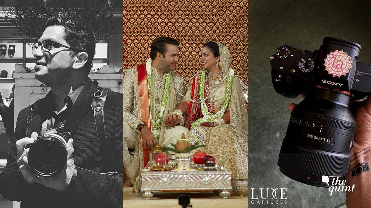 The Mystery Behind The Ambani-Piramal Wedding Photographer