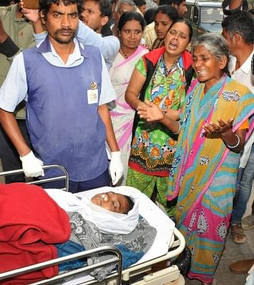 NHRC seeks reports from Maharashtra, Labour ministry over hospital blaze