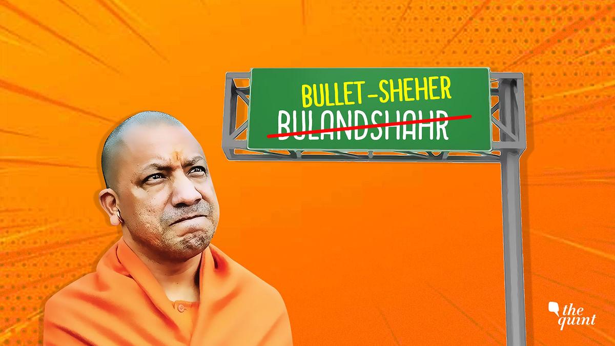 CM Yogi Can Rename These Uttar Pradesh Towns Instead of Hyderabad