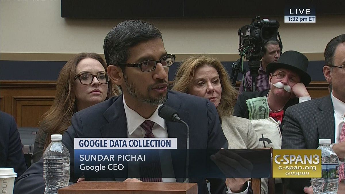 Who Is the Mystery 'Monopoly Man' Behind Google's Sundar Pichai?