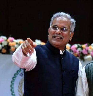 Bhupesh Baghel. (File Photo: IANS)