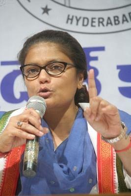 Triple talaq Bill penalises Muslim men: Congress MP