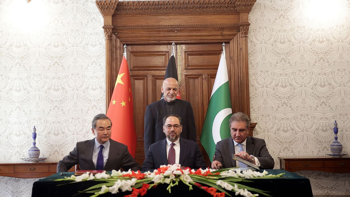 Pak, China, Afghanistan Sign MoU on Anti-Terrorism Cooperation