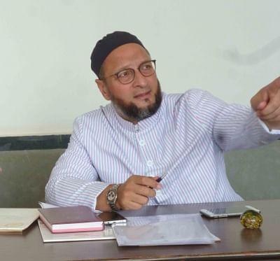 MIM chief Asaduddin Owaisi. (File Photo: IANS)