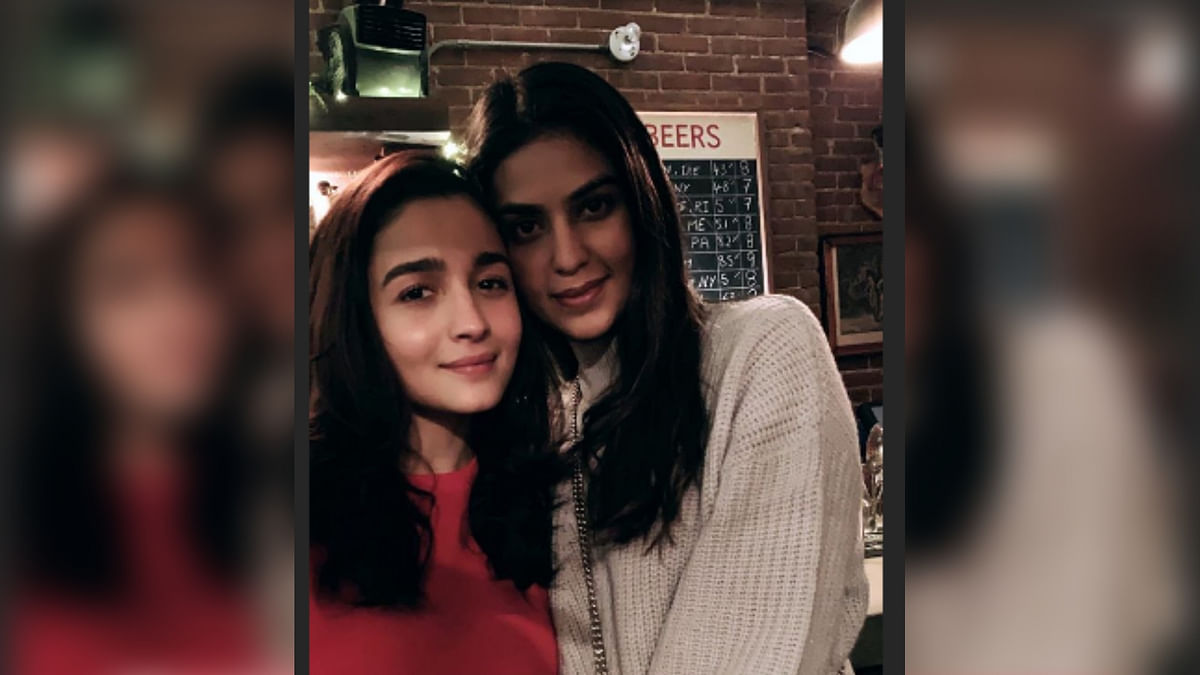 Is Alia in New York to Celebrate New Year's With Ranbir?
