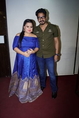 Bharti convinced her husband to do 'Khatron...'