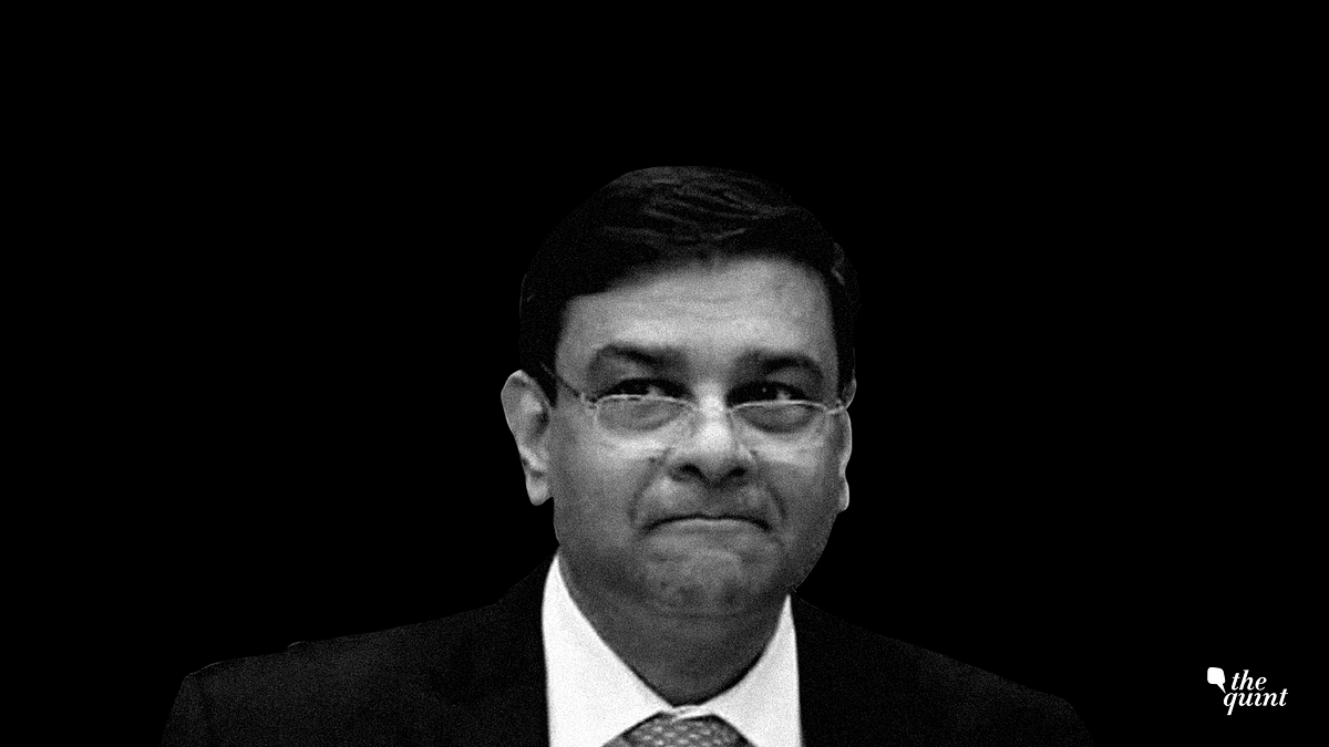India Deserves Better Than Urjit Patel's Untimely Exit
