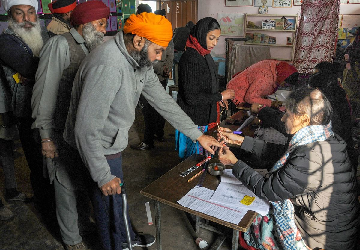 Punjab Panchayat Polls Held, Stray Incidents of Violence Reported
