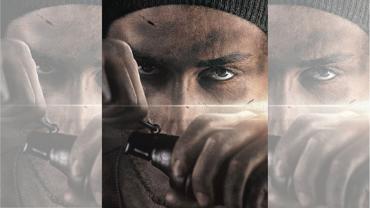 First Look at Tiger Shroff in 'Baaghi 3', Release Date Announced