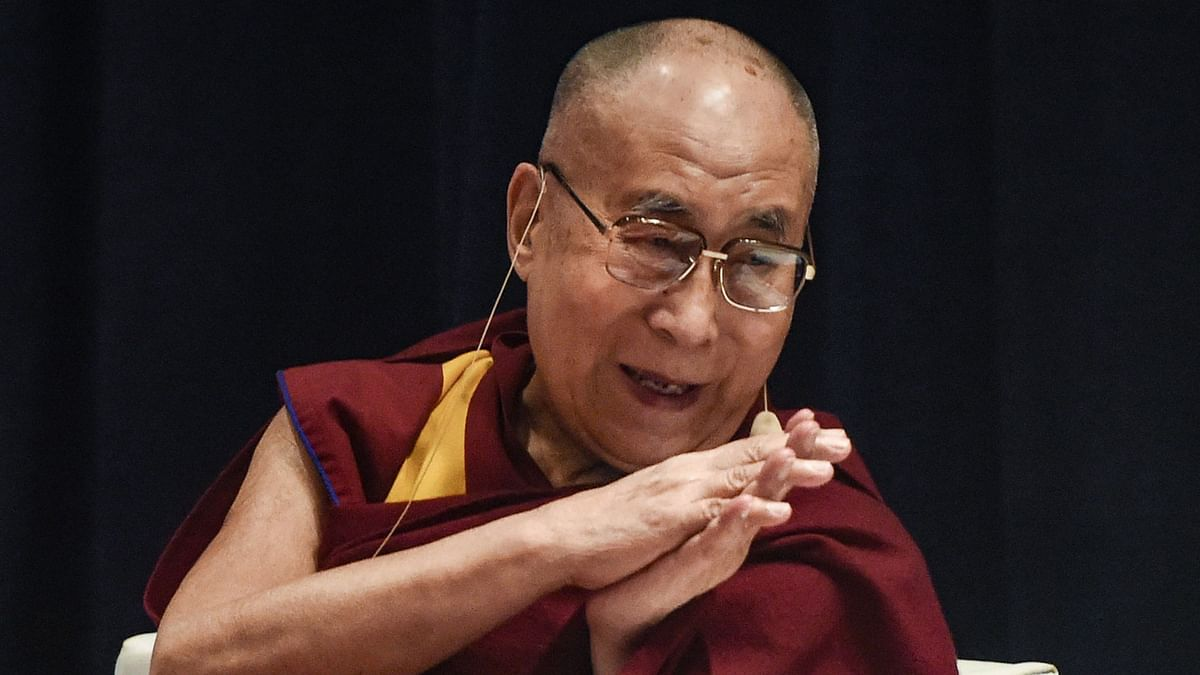 'I Am a Son of India, Mentally and Physically,' Says Dalai Lama