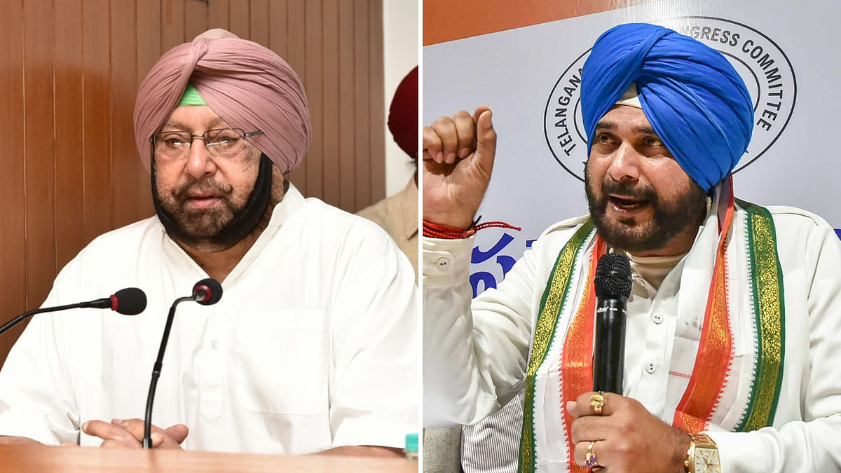 Sidhu is Likeable, Sometimes He Shoots Before Thinking: Amarinder