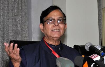 CPI-M leader Mohammed Salim. (Photo: Kuntal Chakrabarty/IANS)