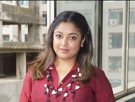 Actress Tanushree Dutta.
