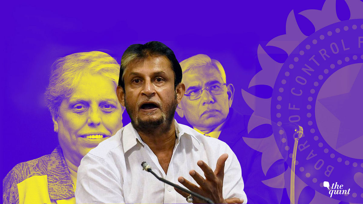 Sandeep Patil: It's Getting Hard to Take The BCCI's CoA Seriously