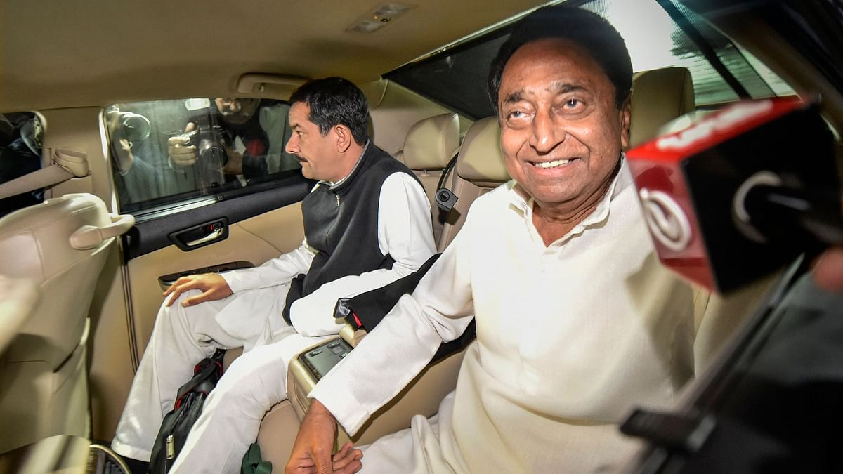 Completely Deny Involvement in 1984 Riots: MP's New CM Kamal Nath