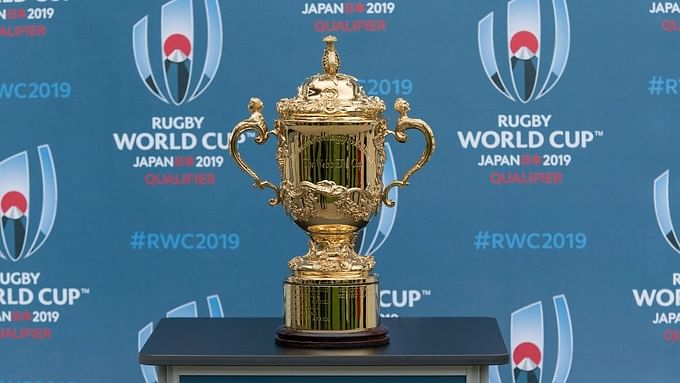 Japan will play host to the 2019 Rugby World Cup.