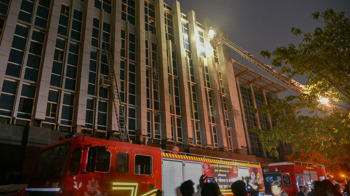 Mumbai Hospital Fire: Infant Succumbs to Injury, Death Toll at 11