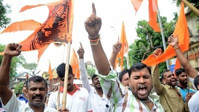 Bombay High Court heard PILs related to Maratha reservation.
