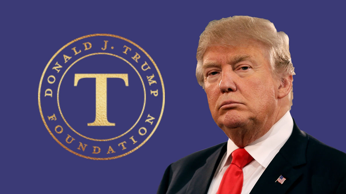 Trump Foundation To Dissolve Amid Lawsuit Against Misuse of Assets