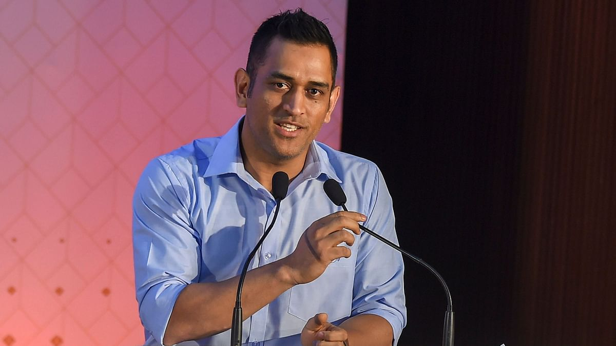 Dhoni to Tell His Story in Hotstar's Docu-Drama 'Roar of the Lion'