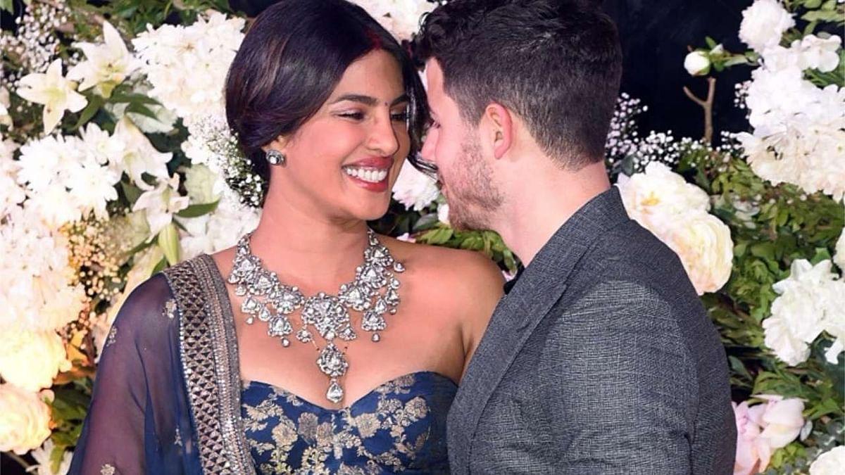 Priyanka Chopra-Nick Jonas tie the know at Umaid Bhawan Palace in Jodhpur