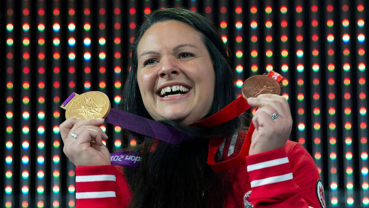 Bronze to Gold: Canadian Weightlifter's Olympic Medals Upgraded