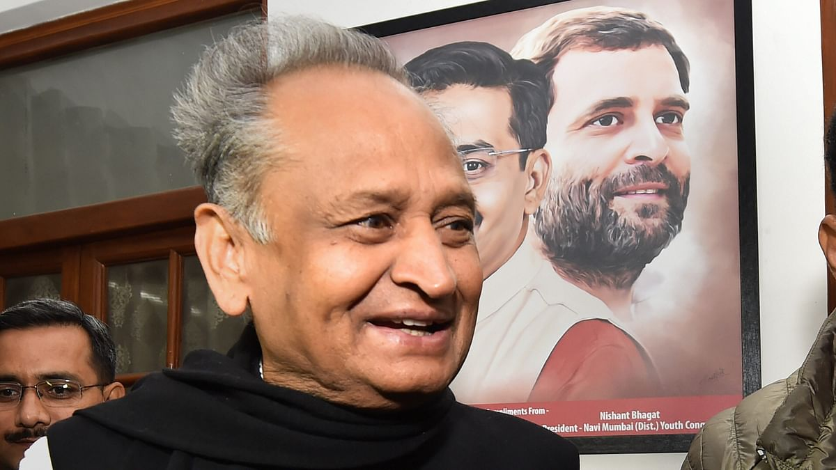 Rahul Gandhi Adamant on Quitting: Gehlot to Be New Cong Chief?